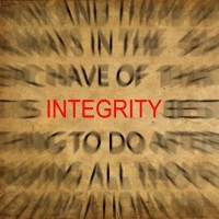 Whatever Happened to Integrity?