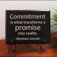 Living Life as a Kick Ass Commitment