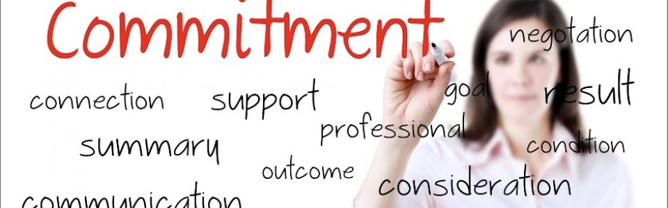 A Mature Approach to Commitment