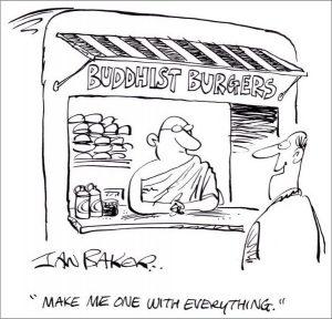 Buddhist Burgers